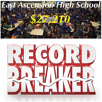 East Ascension High School $27,210