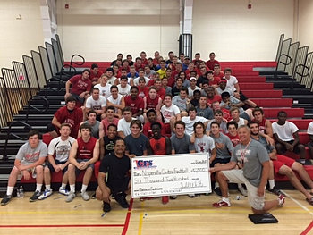 Naperville Central Football $6,200