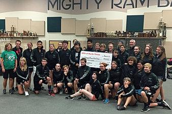 Berkner Mighty Ram Band $8,000