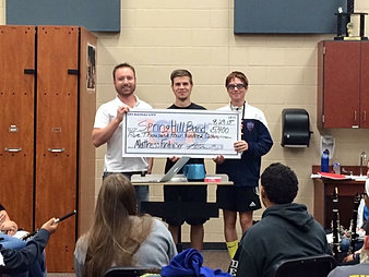 Spring Hill HS Band $5,400