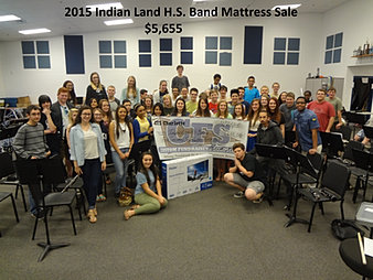 Indian Land Band $5,655