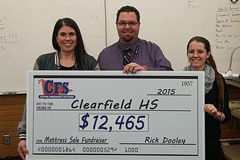 Clearfield $12465