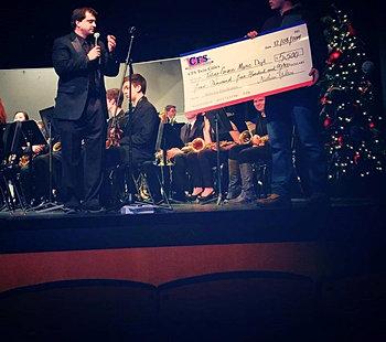 Totino Grade Music Dept $5,500
