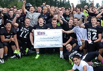 Kentwood football $15,740