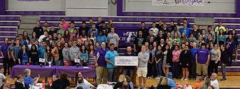 Topeka West High School Band $14,000