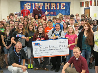 Guthrie Band $5,125