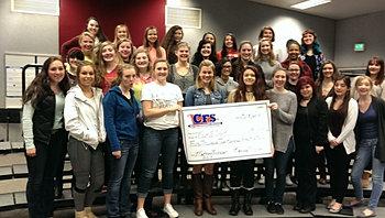 Mt Si School Choir $5,255