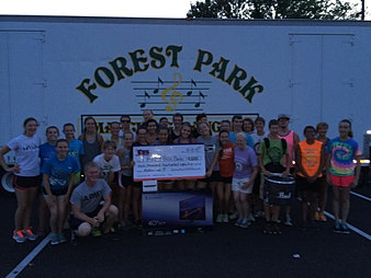 Forest Park Band $9,285