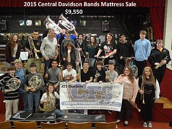 Central Davidson Bands $9,550