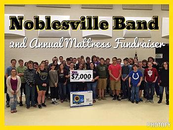Noblesville Band $7,000
