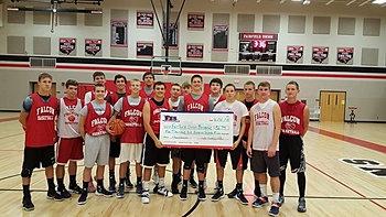 Fairfield Union High School $5,675