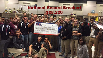 Central High School Band $28,220