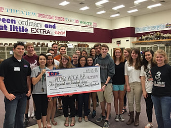 Round Rock Band Boosters $6,940