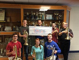 Olathe South Band $6,650