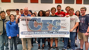 Habersham Central HS Band $5,800
