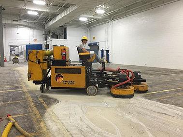 concrete machine rental