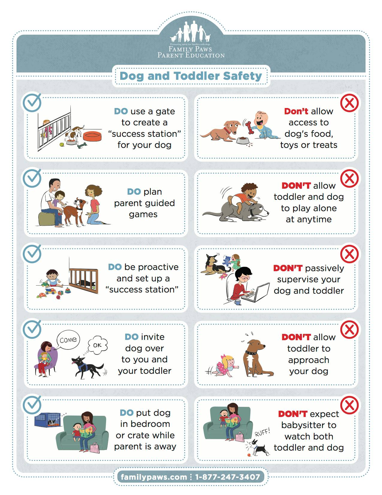 Kids And Dogs Safety Tips Paws Amp Reward Dog Training