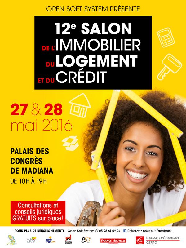#!ÉVÉNEMENT ème Edition du Salon de lImmobilier Logement et Crédit cmv ffcfeafdb