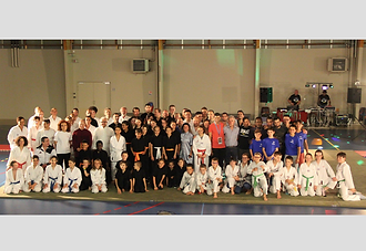 club taekwondo decines