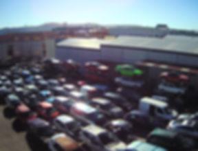 Bajas de vehículos en Desguaces Sierra