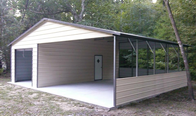 Portable Sheds Florida : Carports anywhere sheds and portable buildings