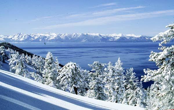Tahoe during SnowFest!