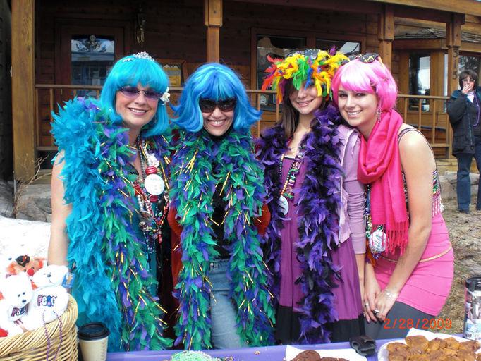 Parade Girls