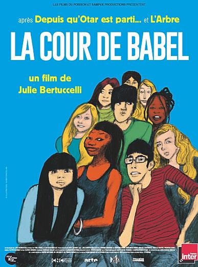 Affiche de La cour de Babel