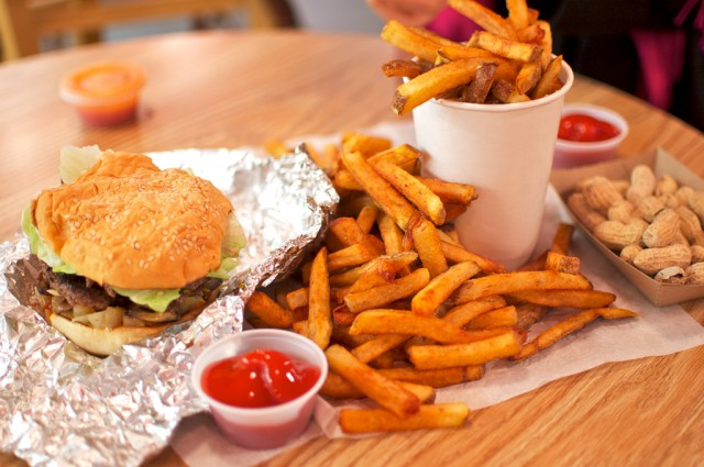 Five guys burgers and fries norma walton