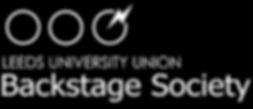 BackstageLogo+Name (TEXT) white text bla