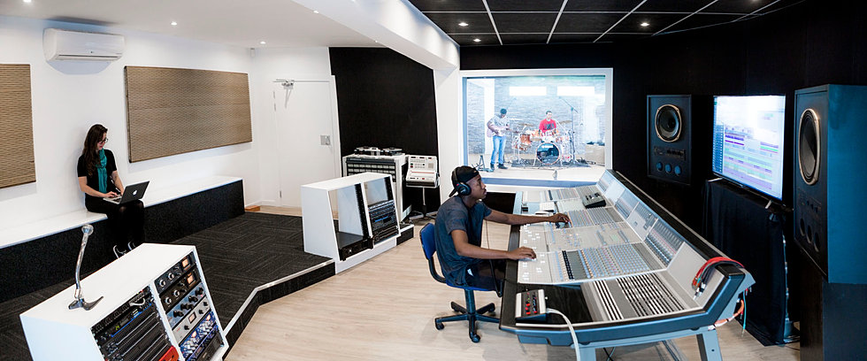 benjamin pro audio acoustics