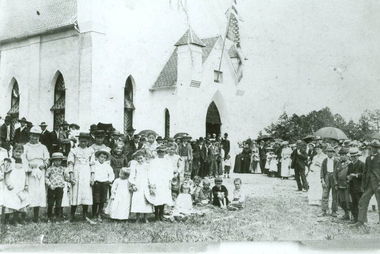 1899 - Church Dedication