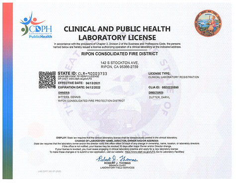 Clinical and Public Health Laborarty Lic
