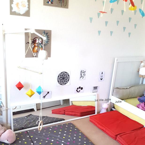 best miroir pour chambre de bebe images