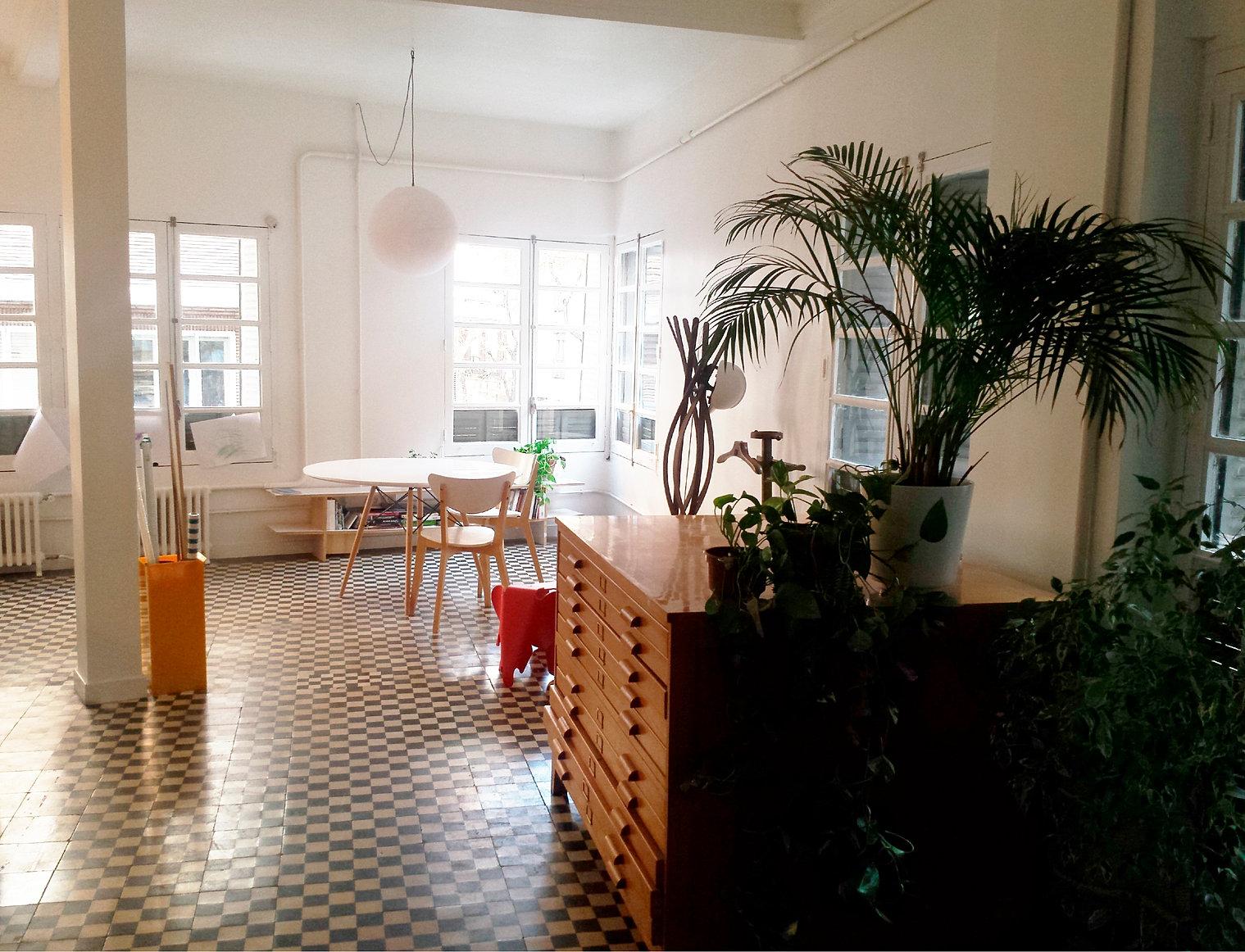 Estudio de arquitectura de interiores susana send n - Estudio de interiores ...