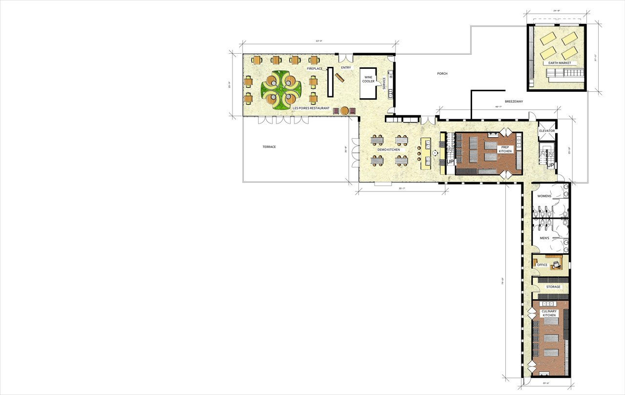 Brewpub floor plan designer kits designs interior designer for Brewery layout software