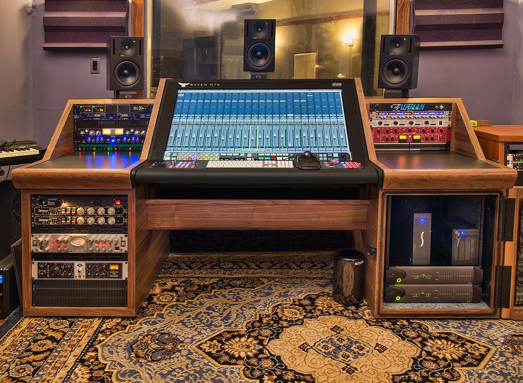 Uptown Recording Studio Chicago