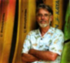 kayak rental shop owner