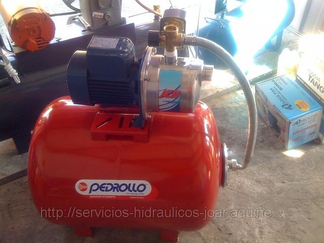 Hidroneumatico italiano pedrollo de 1hp tanq 100lt for Hidroneumatico pedrollo