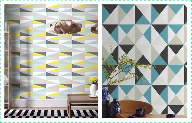 Qu hago con mis paredes cambra estudio inicio - Papel pintado leroy merlin catalogo ...