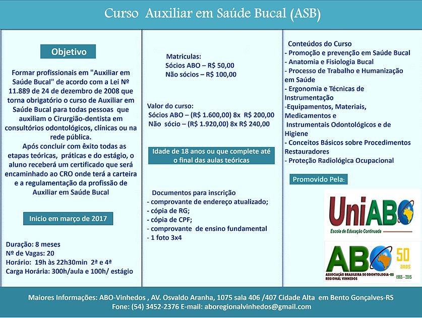 Curso de asb