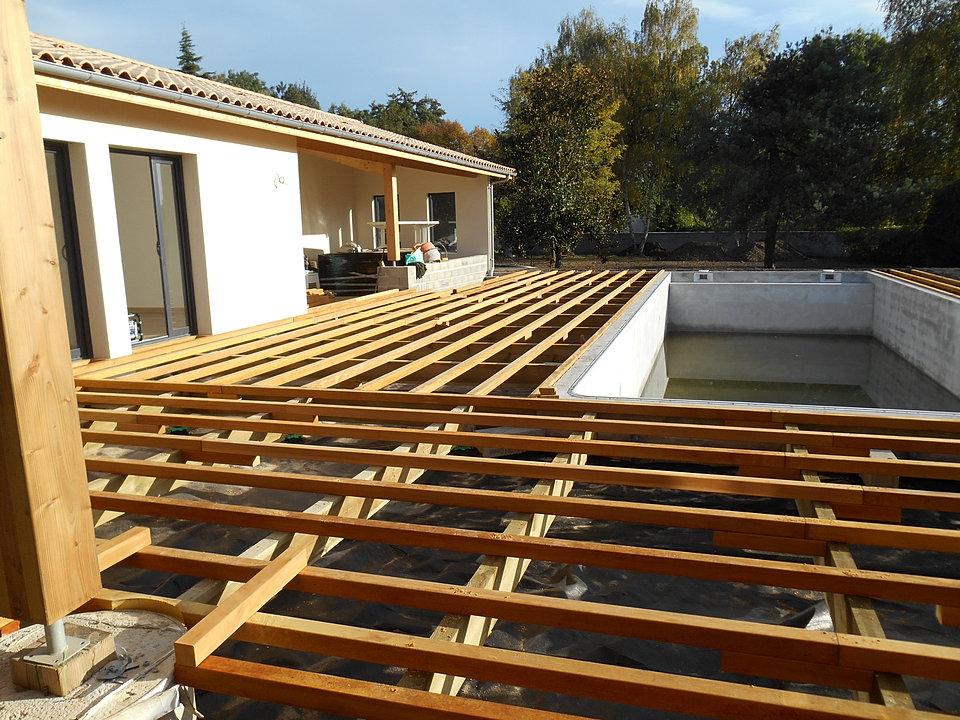 de terrasse bois et composite,  entretien des terrasse bois