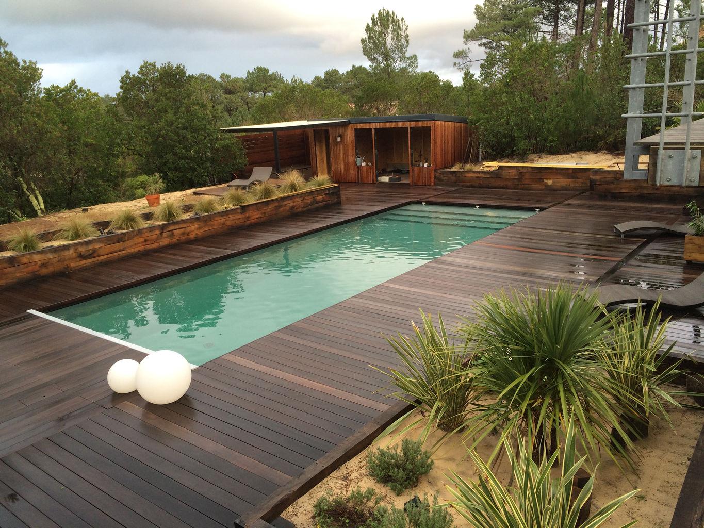 terrasse bois ou composite en gironde et 33pose et construction de