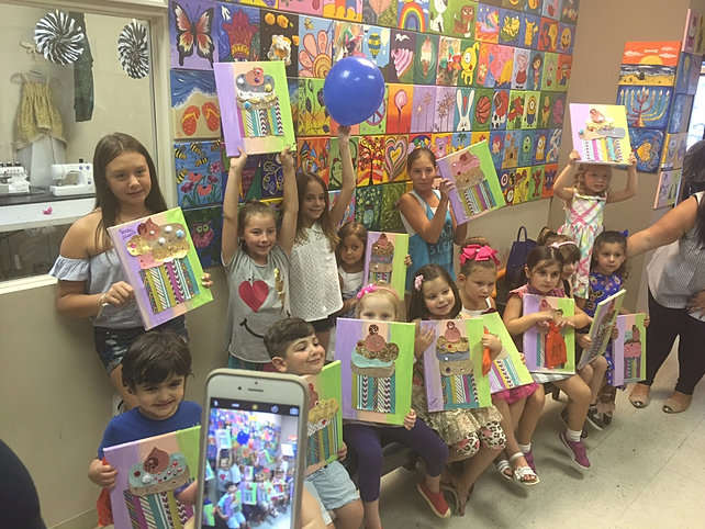 Art and crafts classes for kids and adults in central jersey for Crafts classes for adults