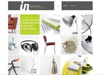 Diseño industrial Template - Dale un toque profesional a tu empresa de diseño interior con el diseño elegante y minimalista de las plantillas web gratis. Personaliza las galerías de foto para mostrar tus artículos en venta y presentar al equipo creativo. Crea tu sitio único y mira a tu empresa crecer.