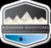 Alexander Adventures Logo 1 PNG32 TRANS