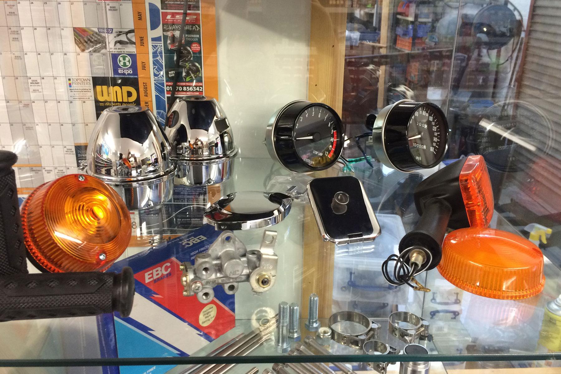 Zed Parts Ltd The Kawasaki Z1300 Specialist Zn1300 Wiring Harness Show 002