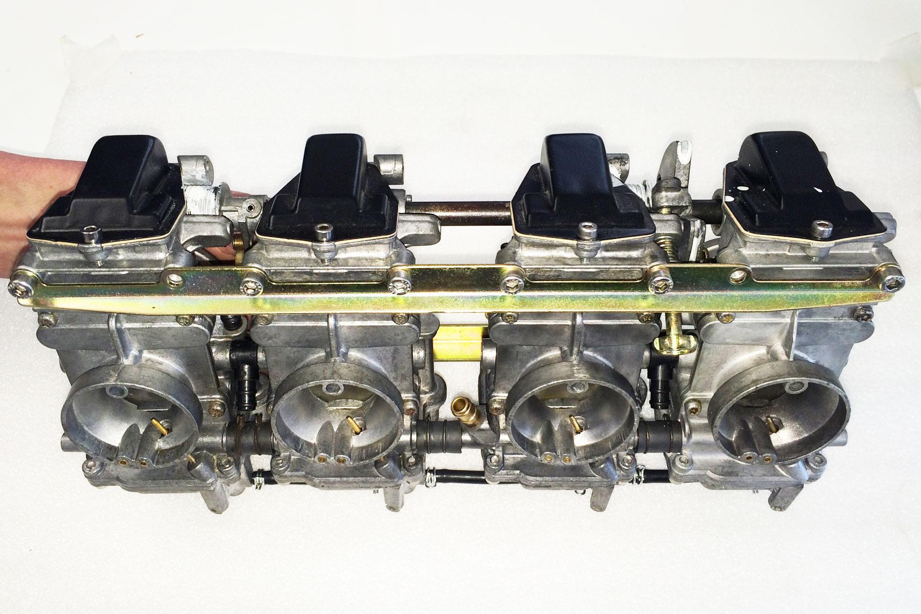 Zed Parts Ltd The Kawasaki Z1300 Specialist Zn1300 Wiring Harness Pic 021
