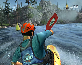 Wild Water Adrenaline PS2, 2005