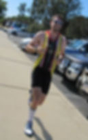Nick from North Coast Triathlon Club in Perth